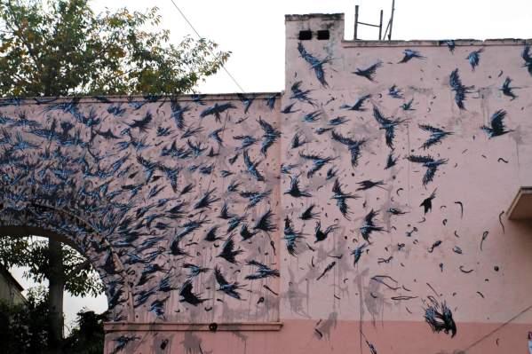 DALeast at Lodhi colony. photo by Akshat Nauriyal