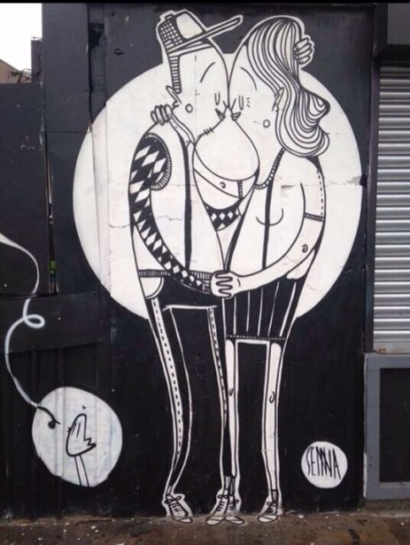 Alex Senna, photos from graffitistreet
