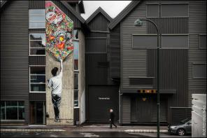 Martin Whatson, Nuart 2014. Photo by Ian Cox