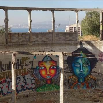 Valpariso, Chile. Photo by Jess Beavon.