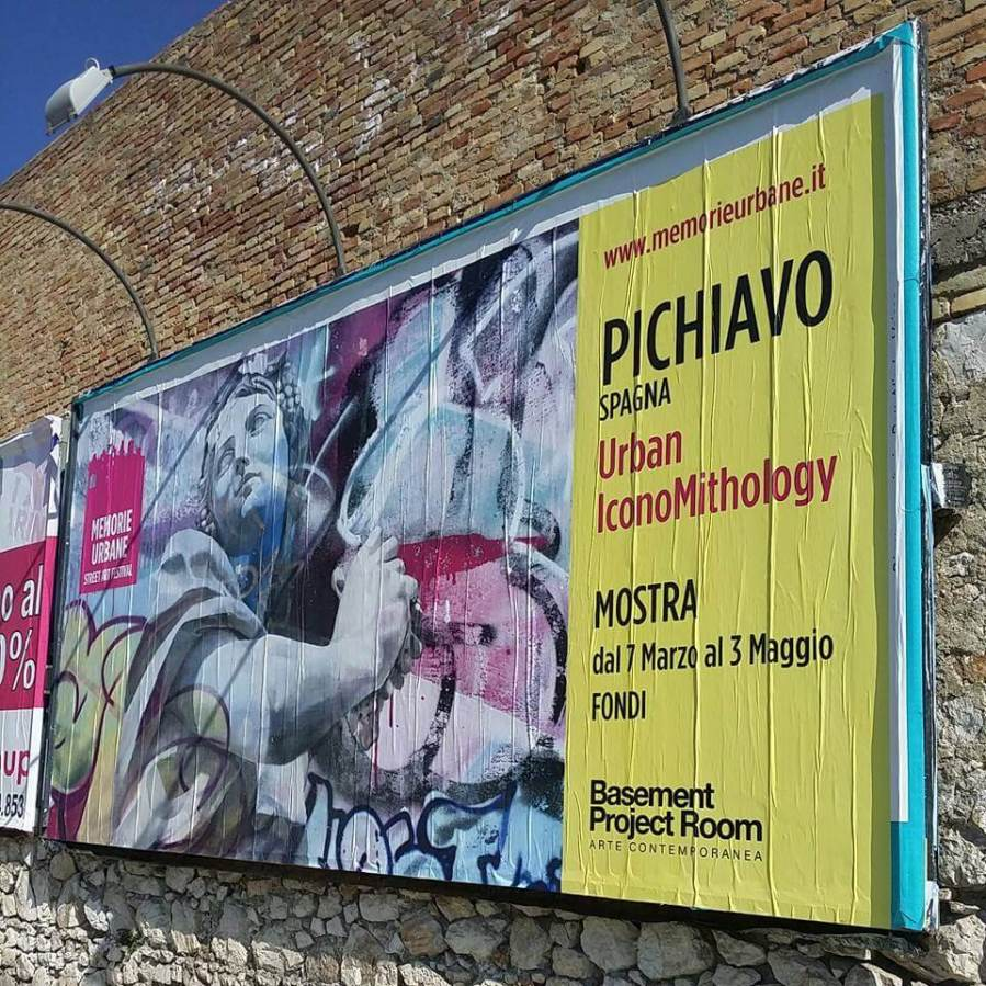 Pichi and Avo. Photo from Memorie Urbane