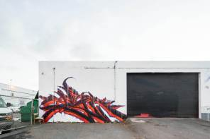 Saber. Photo by @powwowhawaii