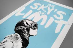 NME - The Sky's The Limit (Silver) (close-up)