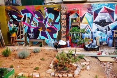 Open community safe space. Photo © Jess Beavon