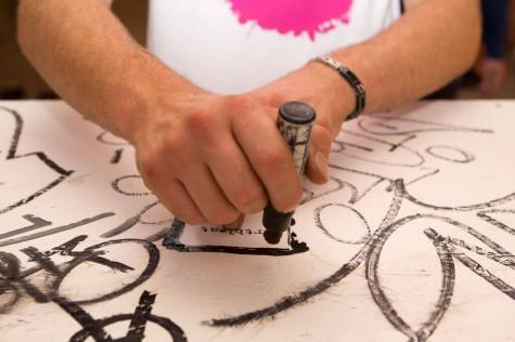Bar Doodling