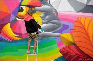 Okuda Photo © Ian Cox
