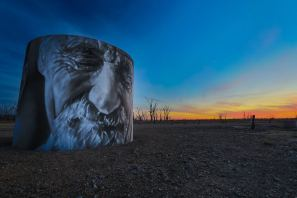 Guido Van Helton Wall to Wall Festival Benalla Photo © p1xels