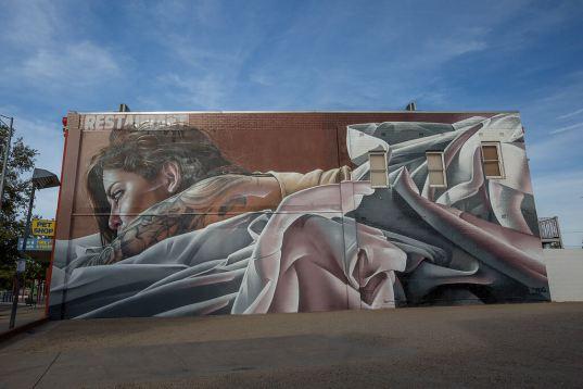 Smug Wall to Wall Festival Benalla Photo © p1xels