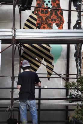 Uno Civitacampomarano Ctvà Street Art Festival, Italy