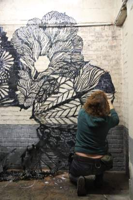 Swoon Photo © Pascale Brischoux and MIMA MUSEUM