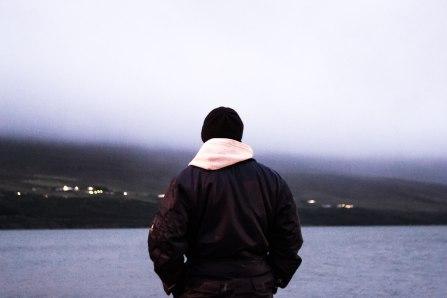 Guido Van Helten - Iceland Photo © Selina Miles and Guido Van Helten