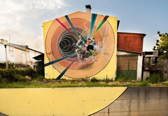 Ram, Muro Street Art Festival