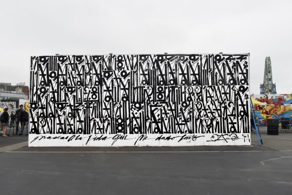 Retna Coney Art Walls NYC Photo © Martha Cooper