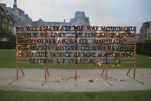 Robert Montgomery @ The Art Conference