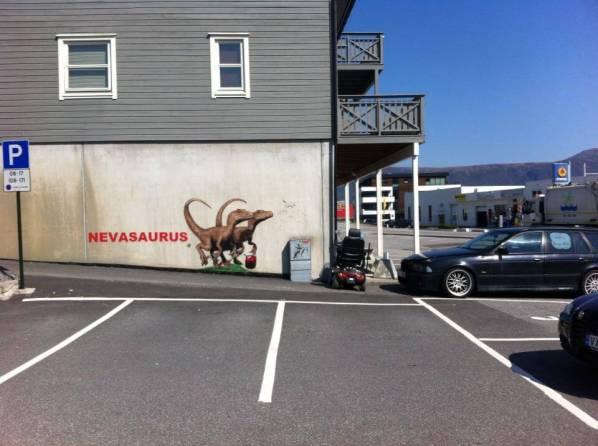 JPS Street Art Hareid, Norway