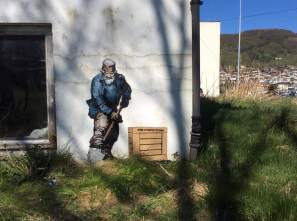 JPS Street Art Hareid, Norway