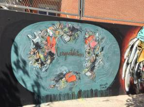 Pika & Only Mislatas Representan, Street Art & Graffiti, Valencia
