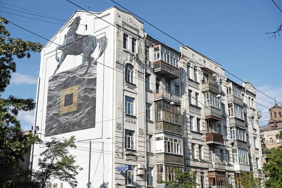 Ricky Lee Gordon, Kiev , Ukraine