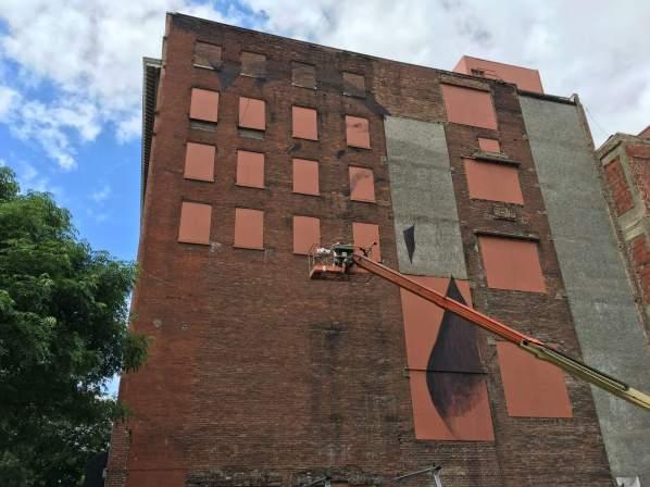 Rone Nashville Walls Street Art Project