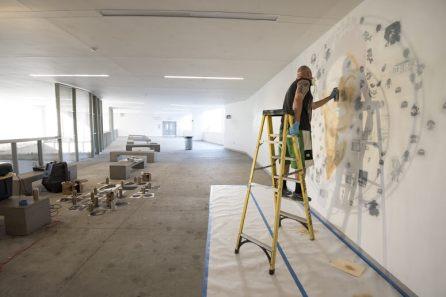 Brady Alexander, RFK Street Art Mural Photo © Agile society
