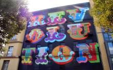 Street Artist Ben Eine