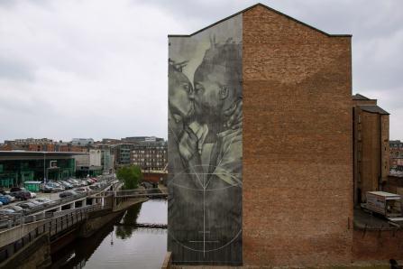 Faith47, Cities of Hope, Manchester Photo © Henrik Haven