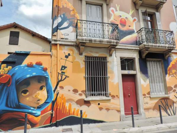 AnimalitoLand, Grenoble Street Art Fest