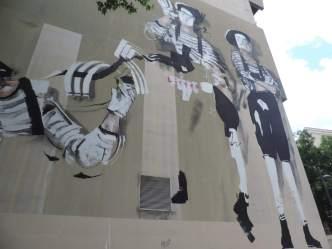 Anthony Lister, Grenoble Street Art Fest