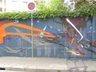 Ekis, Grenoble Street Art Fest