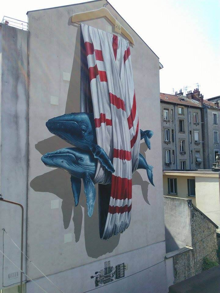 NeverCrew, Grenoble Street Art Fest