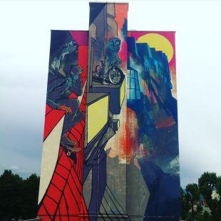 Will Barras, Grenoble Street Art Fest