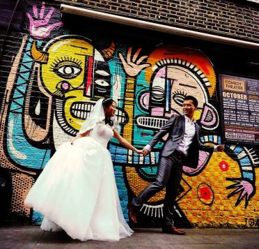 Street Artist Joachim, London