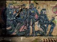 Adec, 10eme Street Art Festival, Aurillac, France Photo © Jérôme Thomas