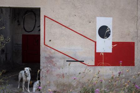 Alexey Luka, Altrove Street Art Festival, Catanzaro 2016 Photo © Angelo Jaroszuk Bogasz