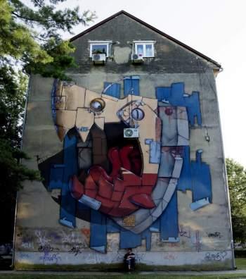 Azram (Slovenija).Trophy Wall