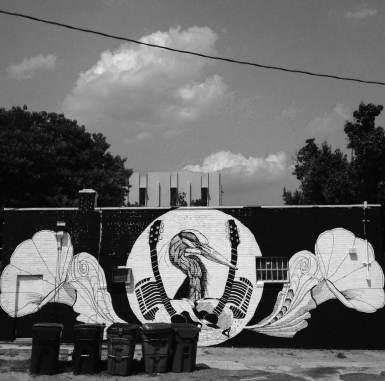 Jacob Eveland, Richmond Mural Project 2016 Photo credit Jacob Eveland FB