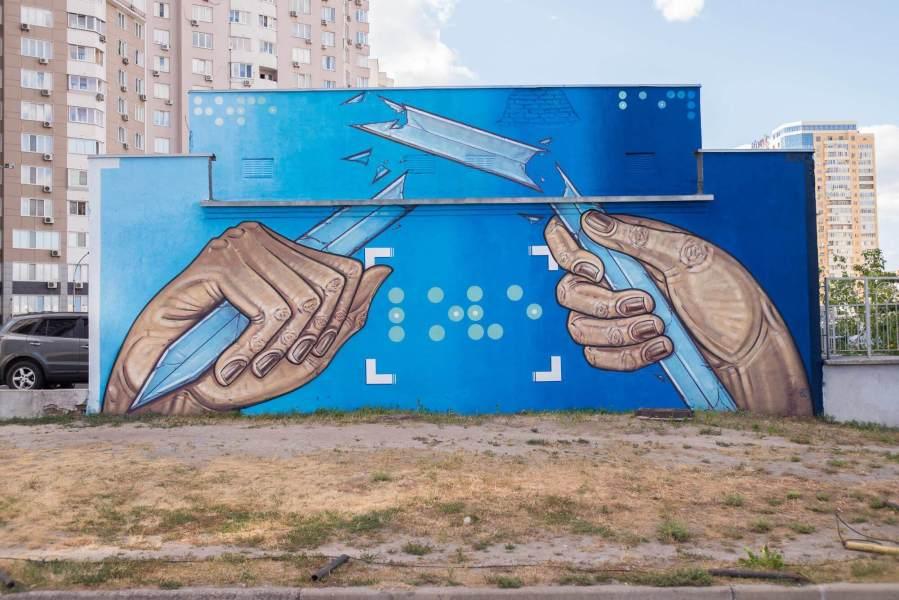 mural social club festival street art kiev mural social club ukraine
