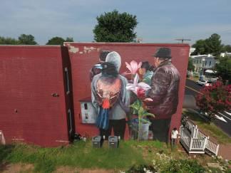 Jade, Richmond Mural Project 2016 Photo credit TostFilms