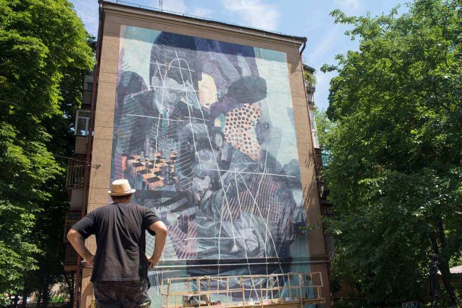 street art kiev mural social club ukraine morik2