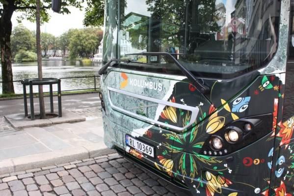 Stavanger Street Art Bus, Norway