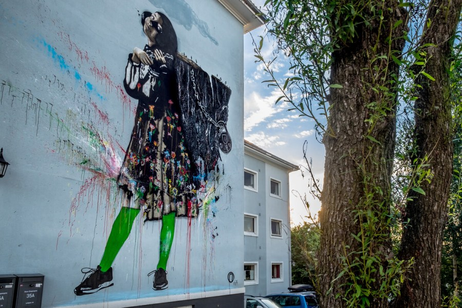 Pulpit rock nimi street art stavanger nuart art city 4