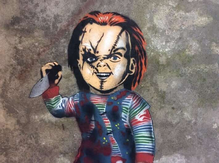 JPS- Chucky. Photo Credit JPS