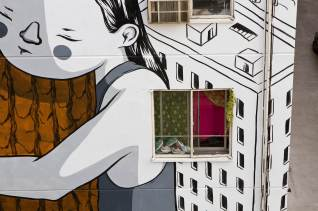 Millo, Street Art Santiago. Photo Credit Fernanda-Landin