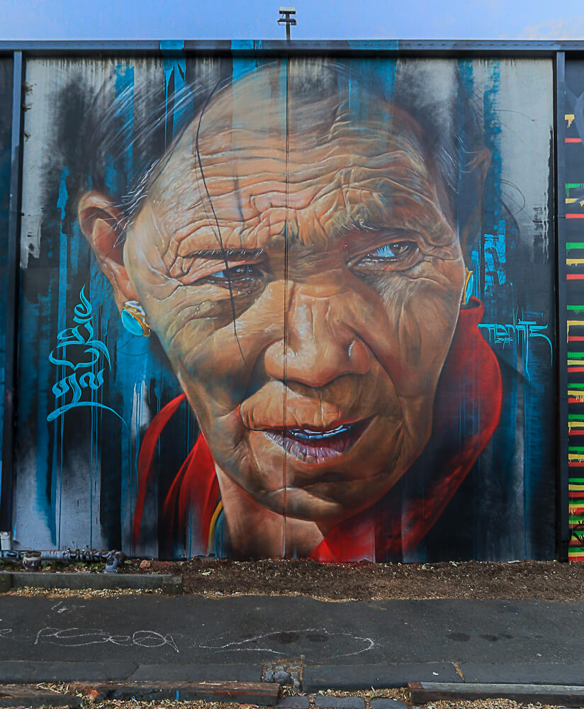 fitzroy faces an epic collab between australia s leading street adnate street art mural fitzroy melbourne australia 2016 photo credit p1xels