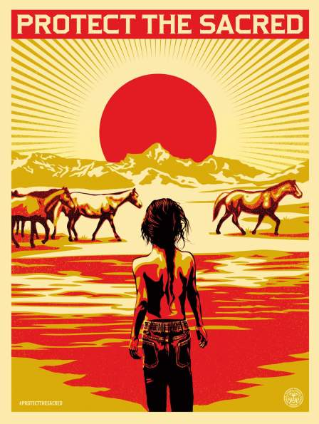womens-march-shepard-Fairey_Huey_Sacred_Indigenous_Environment_Amplifier-1