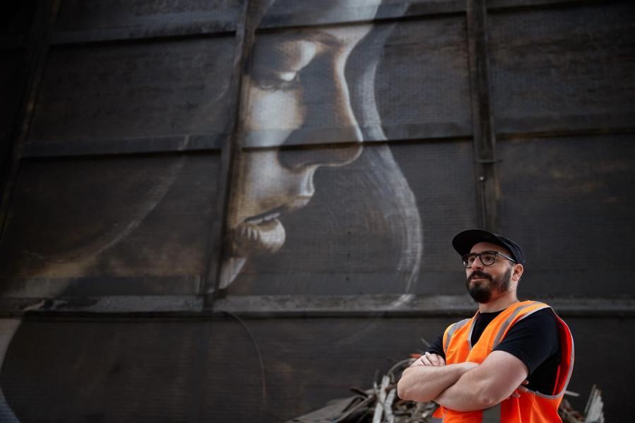 Rone, The Alpha Project, Photo Credit Tintin Hedberg