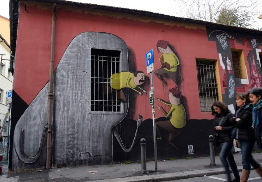 Bisser, The getaway, Italy 2017