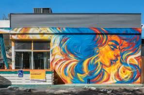 Suarezart, SHINE st Petersburg Street Art Festival, Florida 2017. Photo Credit Iryna kanishcheva