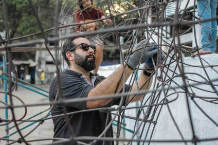 start-street-art-festival-mumbai-india-Faizan-Khatri-Sassoon-Dock-Dog-pc-Pranav-Gohil