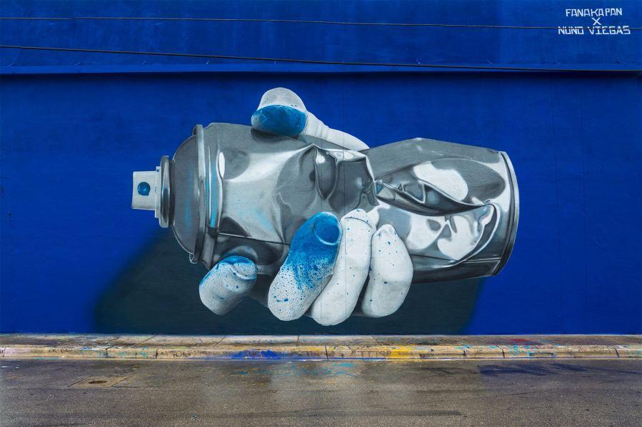 Fanakapan-Nuno-viegas-Basel-House-Mural-Festival-Miami-2017-urban-nation-berlin-graffiti-street-art-pc-Iryna-Kanishcheva-7